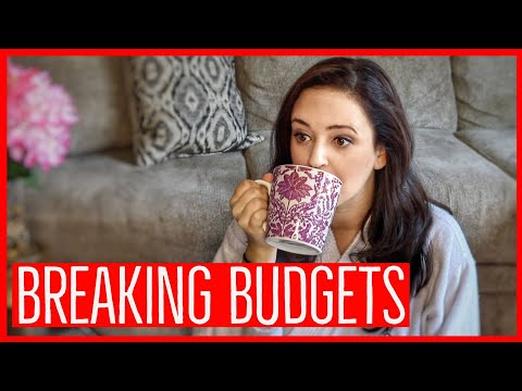 BREAKING BUDGETS & JOB SEARCHING - No Spend March Updates