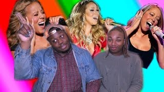 "MARIAH CAREY ""LIVE VOCALS"" (REACTION) FT TRE MELVIN"