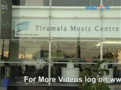 TMC, Tirumala Music Centre Branch at Prajay Princeton Towers , L B Nagar  , Hyderabad - hybiz.tv