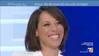 Fusaro: 'Chiedo venia se parlo ancora italiano. Dominati italiani e africani sono uguali'