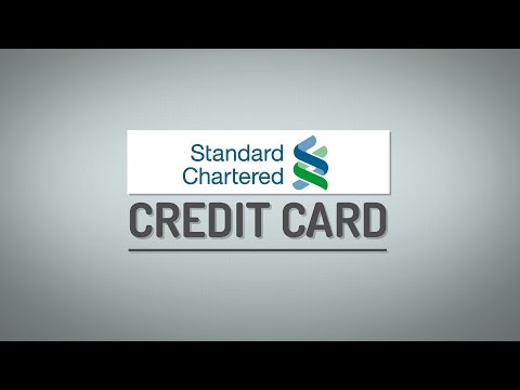 How to Apply for a Standard Chartered Credit Card on BankBazaar.com