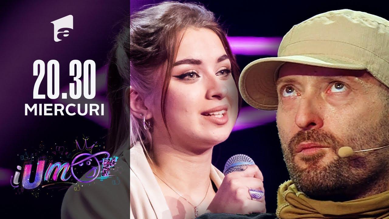 iUmor 2021 | Mihai Bendeac o taxează pe Ana Petcu:
