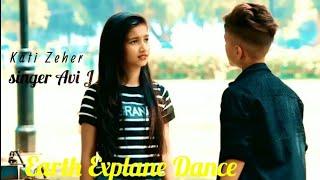 Kati zeher song by bvi j Geography by Rahul Aryan Amrita Khanal