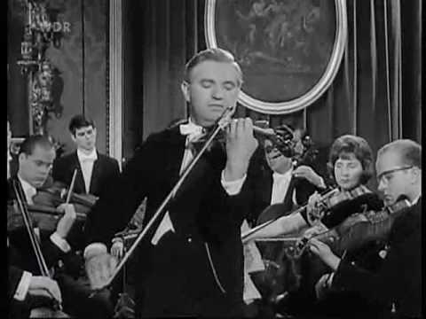 Tibor Varga spielt Mozart Adagio