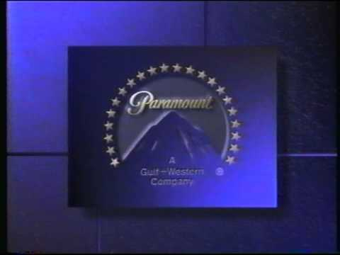 Paramount Home Video Ident. and Warning Screen (Gulf + Western Version)
