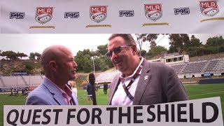 USA Rugby CEO Ross Young on Major League Rugby, #RWCJapan | RUGBY WRAP UP