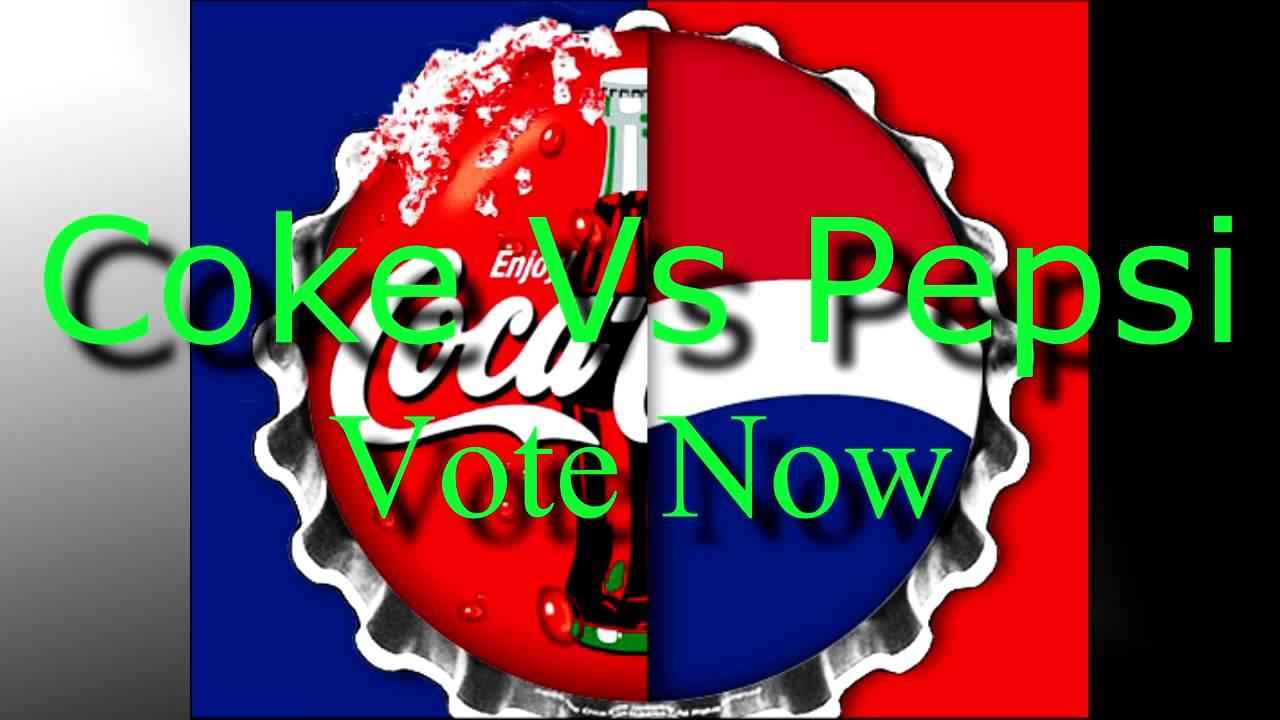 Cola wars coke and pepsi
