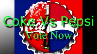 The Cola Wars Coke Vs Pepsi