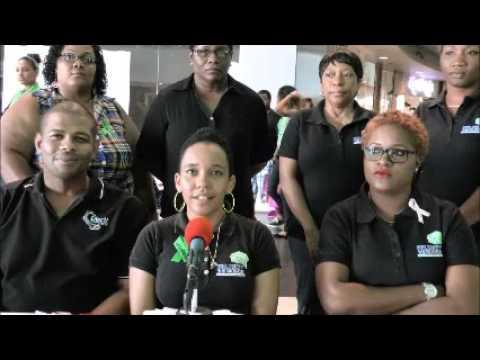South-West Trinidad Regional Health Authority, World Mental Health Day. Oct. 10, 2015 - Trinidad