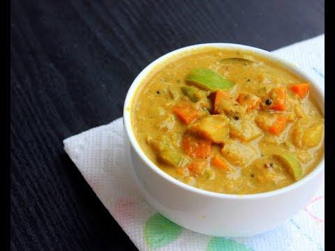 എളുപ്പത്തിൽ-ഒരു-വെജിറ്റബിൾ-കറി(കുക്കറിൽ-)||easy-kerala-style-vegetable-curry||anu's-kitchen