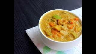 bengali mixed vegetable recipe