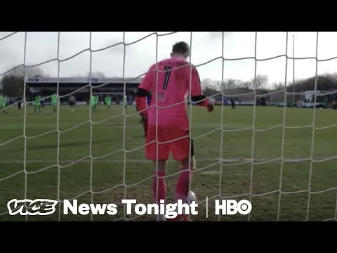 Vegan Football Team & Brexit In Shabbles: VICE News Tonight Full Episode (HBO)