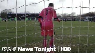 Vegan Football Team & Brexit In Shabbles: VICE News Tonight Full Episode (HBO)