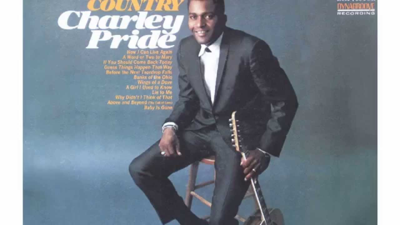 Charley Pride The Country Way