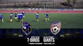 PTVSports Report - Merritt Soccer vs Sequoias 2013