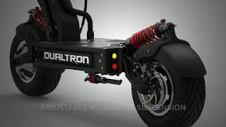 DUALTRON X - THE DREAM OF ELECTRIC TECHNOLOGY 2019