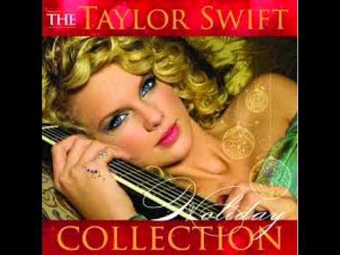 Taylor Swift - Santa Baby [Lyrics].wmv
