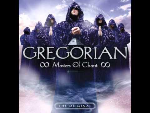 Клип Gregorian - Red Rain