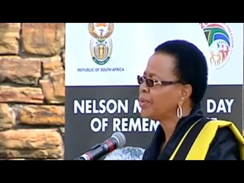 Wreath Laying Ceremony from Union Buildings
