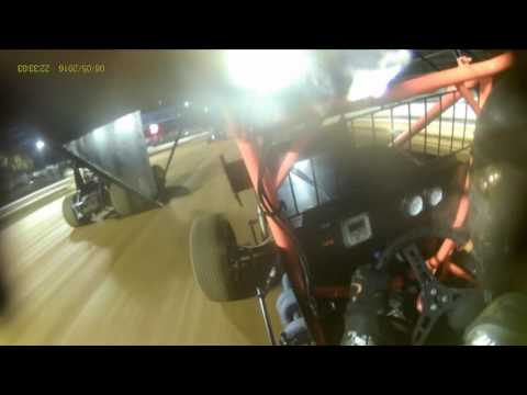 8/5/16 ride along with Kyle Denmyer at Williams grove speedway.