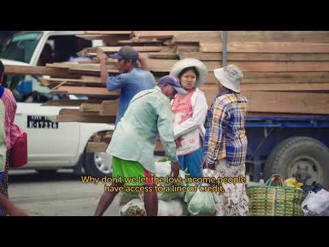MetLife Foundation Innovation Circuit - Dawn Microfinance [Myanmar]