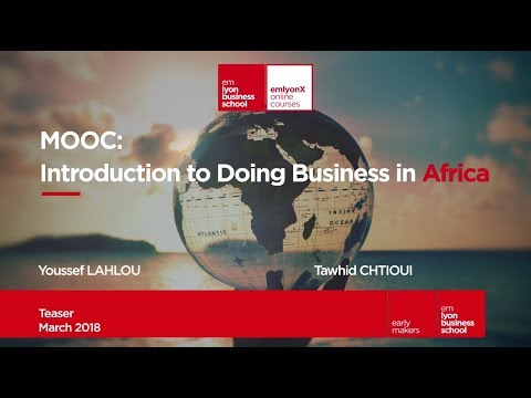 Teaser MOOC Introduction to Doing Business in Africa