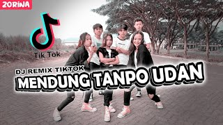 Download Mp3 DJ TIKTOK REMIX MENDUNG TANPO UDAN ZORINA DANCE