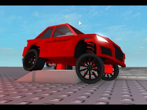 ROBLOX Vehicle Suspension Chassis