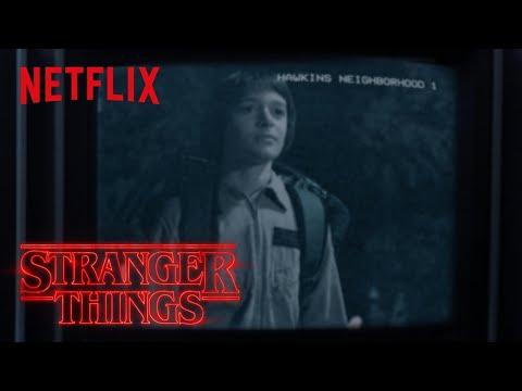 Stranger Things   Hawkins Monitored - Monitor 6   Netflix
