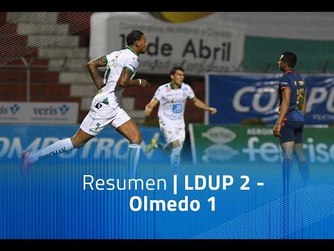 LDU Portoviejo Olmedo Goals And Highlights