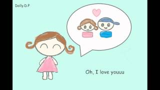 Repeat youtube video A Little Love - Fiona Fung - Animation