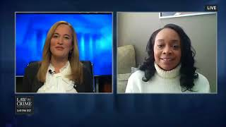 LaDawn Jones Talks Tex McIver Trial on Law & Crime Network 03/23/18
