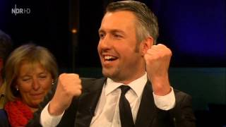Sebastian Pufpaff in der NDR Talk Show