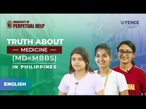 MD/MBBS In Philippines - Indian Girl Students Reveal Truth about Philippines Medical Colleges✓