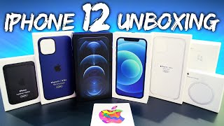 My Massive iPhone 12 Pro Unboxing!