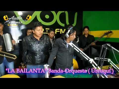 LA BAILANTA Entrevista 2017