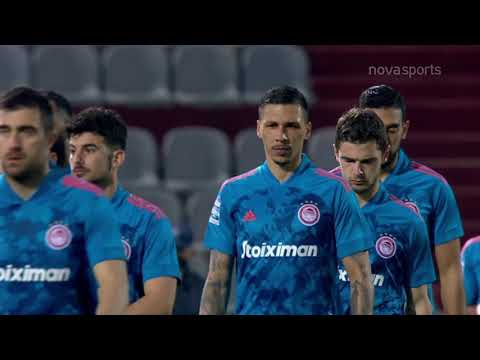 AEL Larissa Olympiakos Goals And Highlights