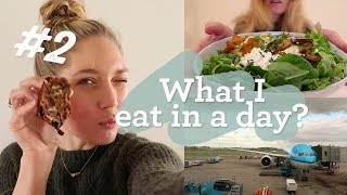 WHAT I EAT IN A DAY | TRAVEL EDITION #2 • Rens Kroes