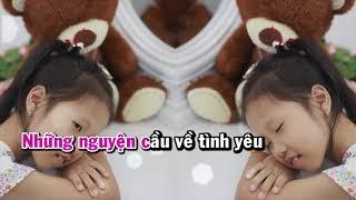 Karaoke Bảy Sắc Cầu vồng 🌈 bé Thanh Mai trình bày khi 5 Tuổi