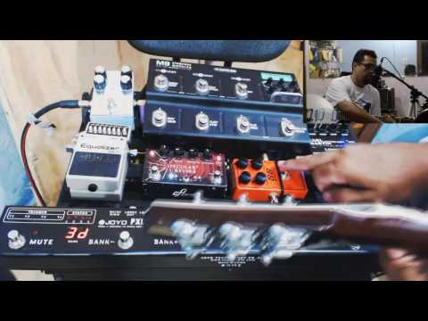 Review  PedalBoard 2017 do Wladi Buosi