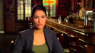 "The Mysteries of Laura: Janina Gavankar ""Det.Meredith Bose"" TV Interview"