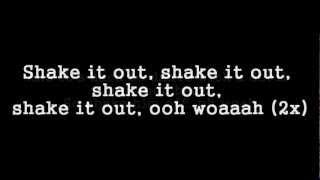 Florence + The Machine - Shake It Out [LYRICS]