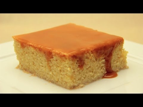 Tres Leches Cake Recipe - Mexican Hot Milk Cake