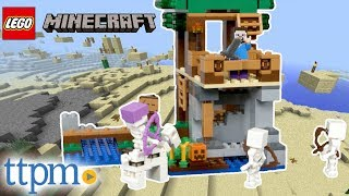 LEGO Minecraft The Skeleton Attack from LEGO