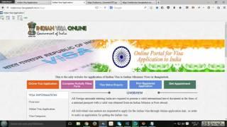 Auto Captcha Fill Indian Visa