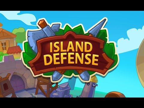Island Defense Full Gameplay Walkthrough