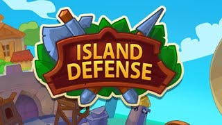 Island Defense Full Gameplay Walkthrough