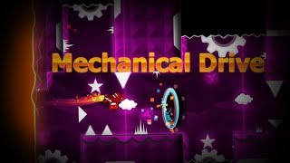 Geometry Dash Demon Mechanical Drive By LegitShot 10*