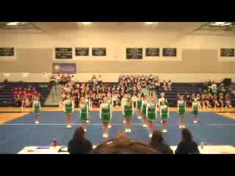 Iber Holmes Gove Middle School Cheerleading