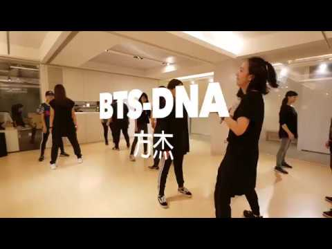 BTS - DNA dance cover class 2 by Dash/Jimmy dance